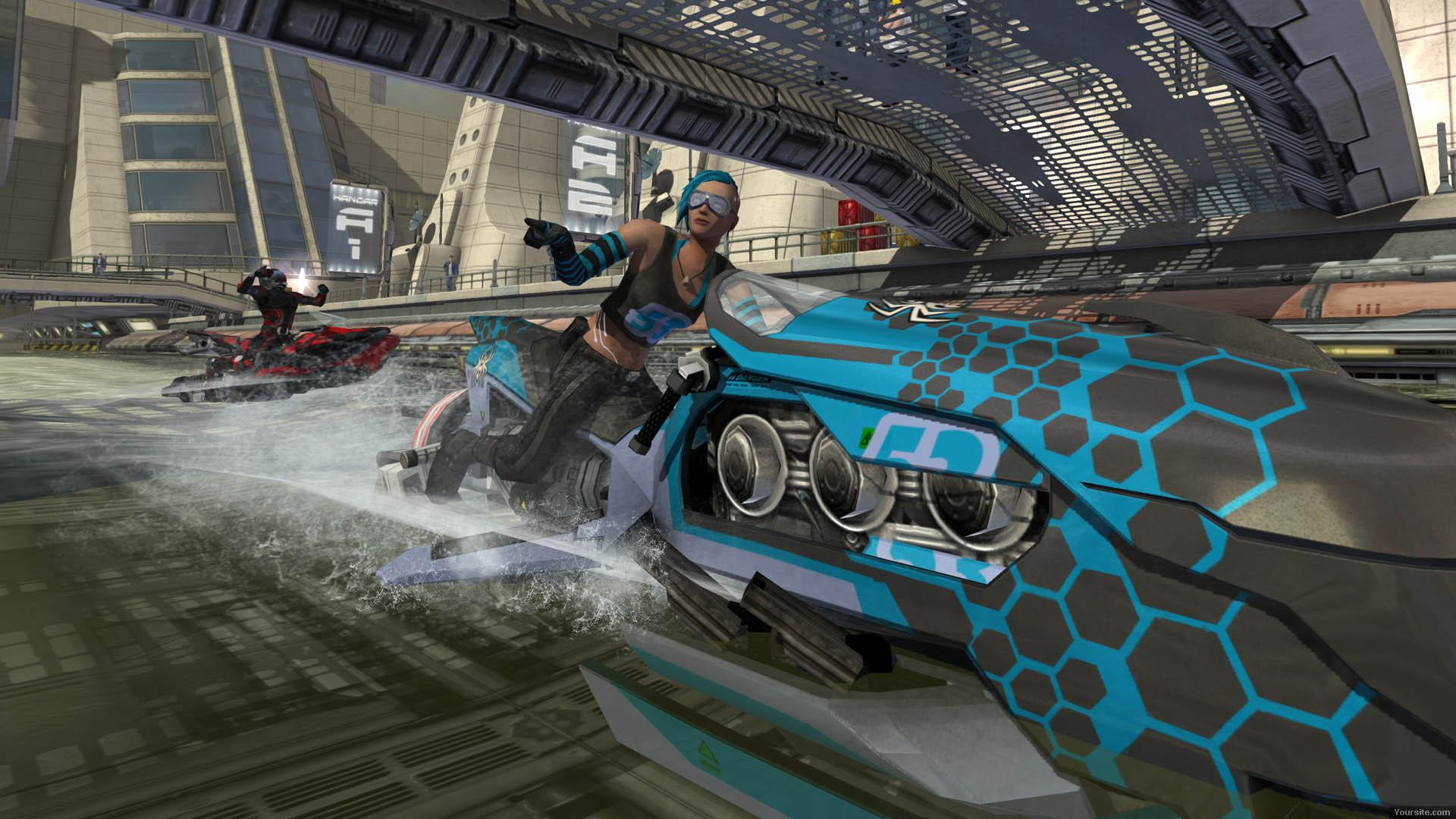 Riptide GP: Renegade (2016) PC - Скриншот 1