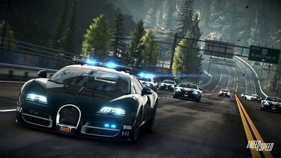 Need for Speed: Rivals (2013) PC | Rip от xGhost - Скриншот 2