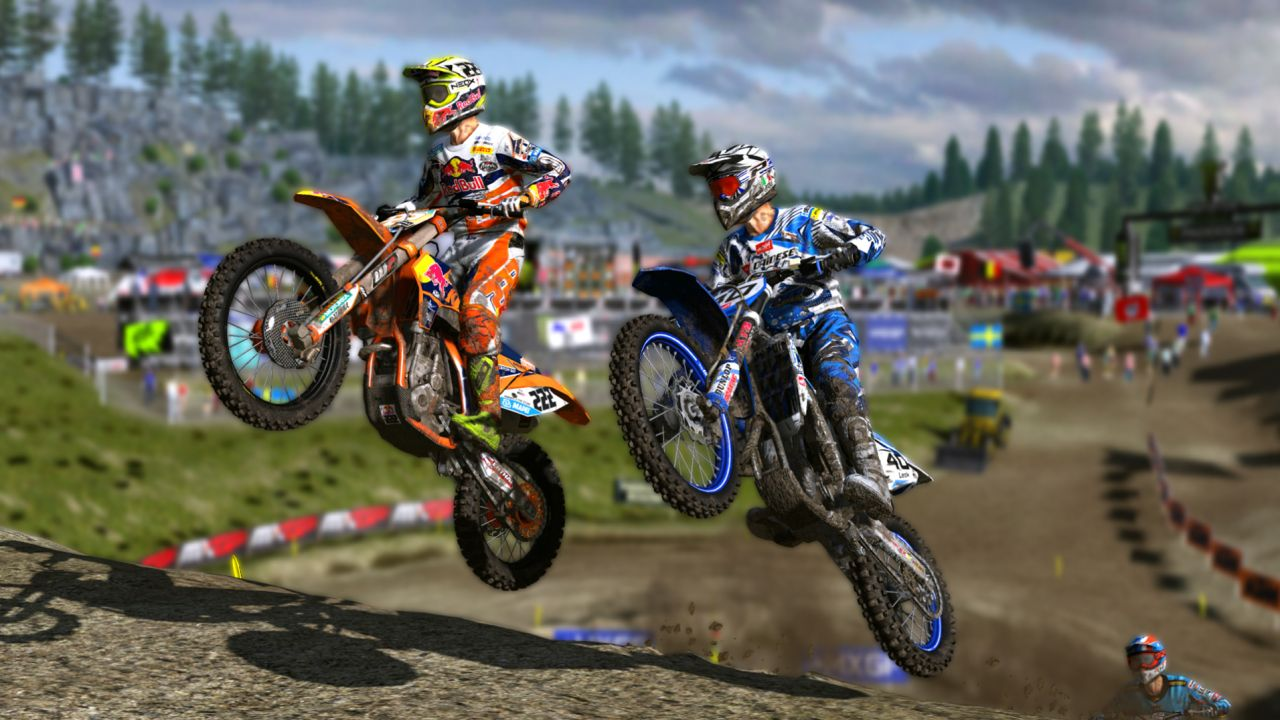 MXGP2: The Official Motocross Videogame (2016) PC - Скриншот 2
