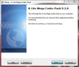 K-Lite Codec Pack 9.2.0 [x86 - Basic, Standart, Full, Mega / 9.2.0 (x64)] (2012) PC