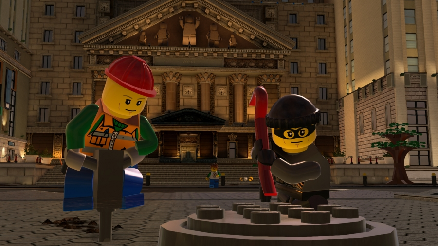 LEGO: City Undercover (2017) PC - Скриншот 3