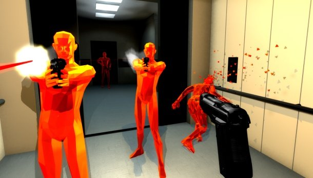 SUPERHOT (2016) PC - Скриншот 3
