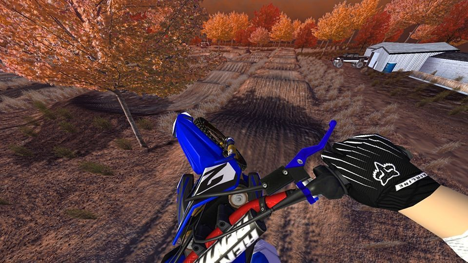 MXGP2: The Official Motocross Videogame (2016) PC - Скриншот 3