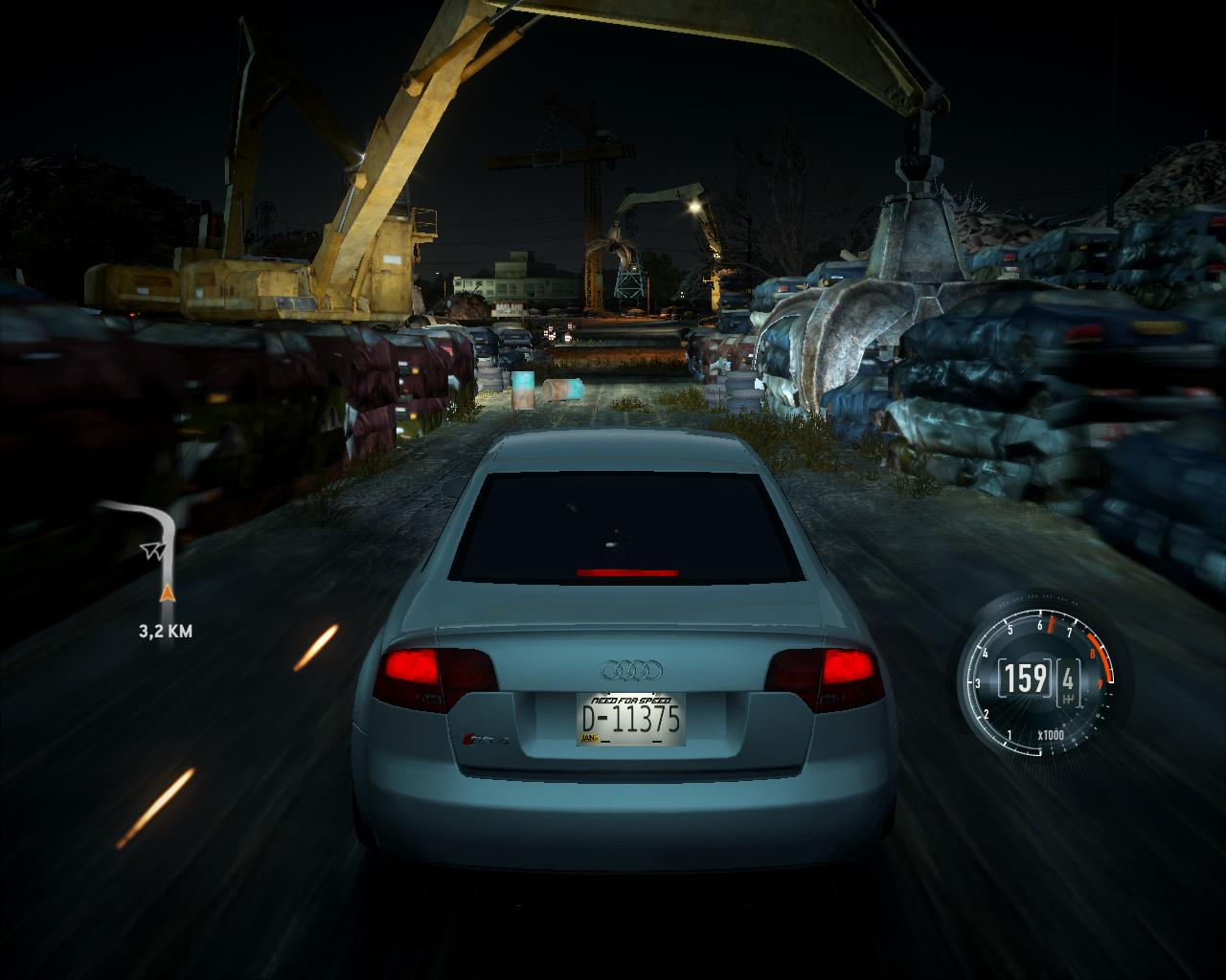 Скриншот к Need For Speed The Run Limited Edition v.1.1.0.0 [Repack от Fenixx] (15 ноября 2011) RUS