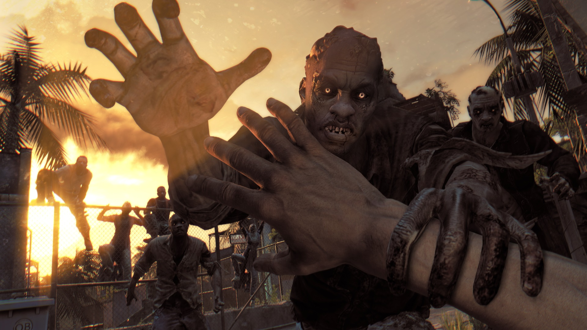 Dying Light: The Following - Enhanced Edition [v.1.11.2] (2015) PC | Steam-Rip - Скриншот 1