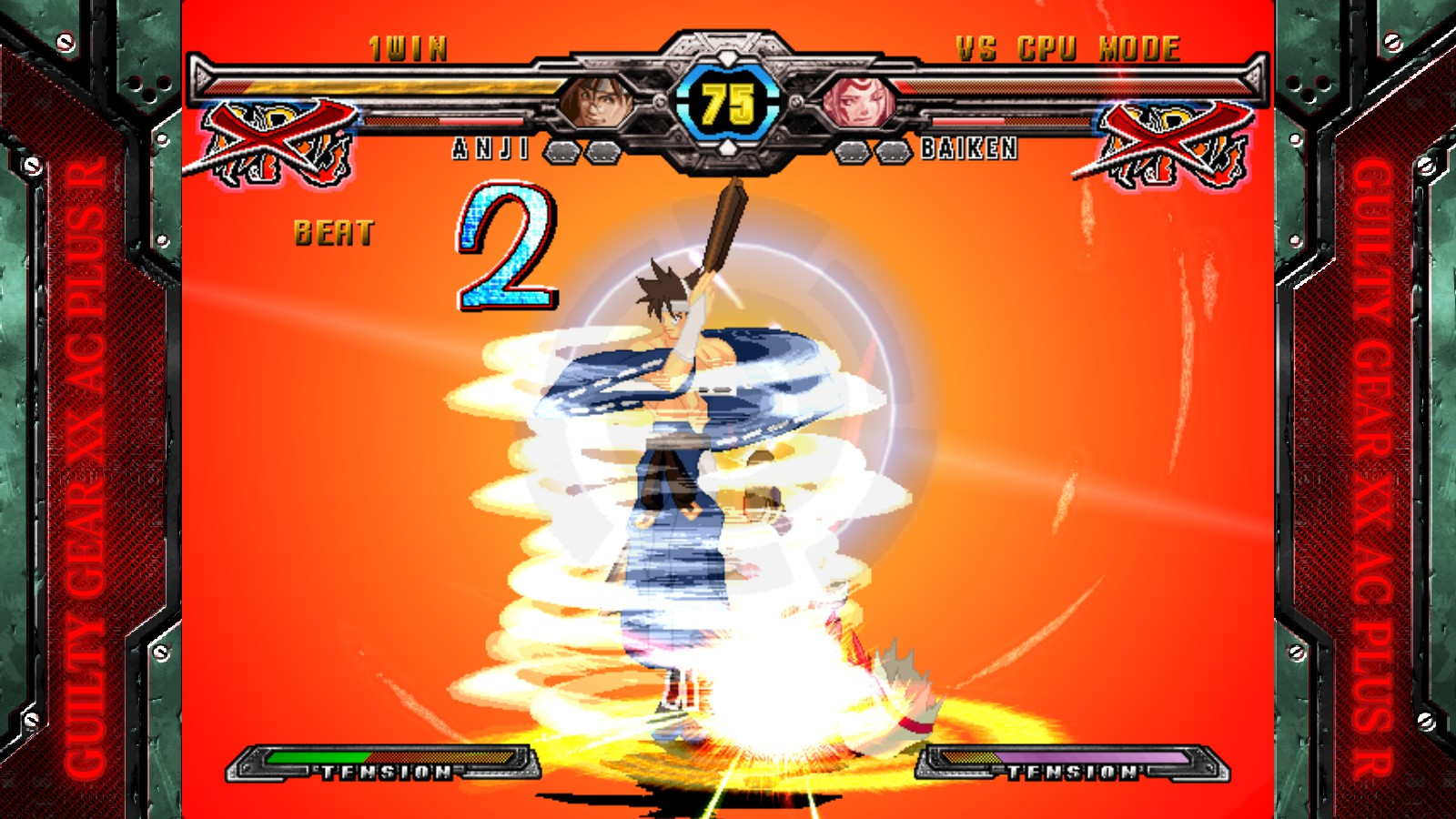GUILTY GEAR XX ACCENT CORE PLUS R (Arc System Works) (ENG) [L] - RELOADED - Скриншот 3