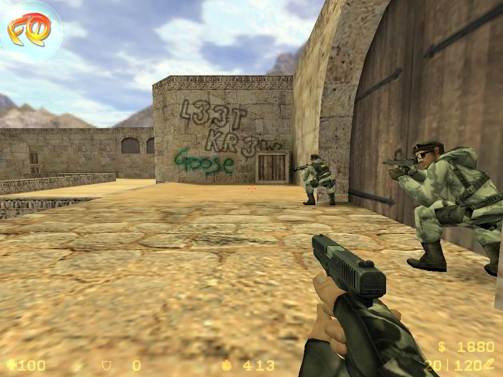 Counter-Strike 1.6 v48 (PC/RUS)