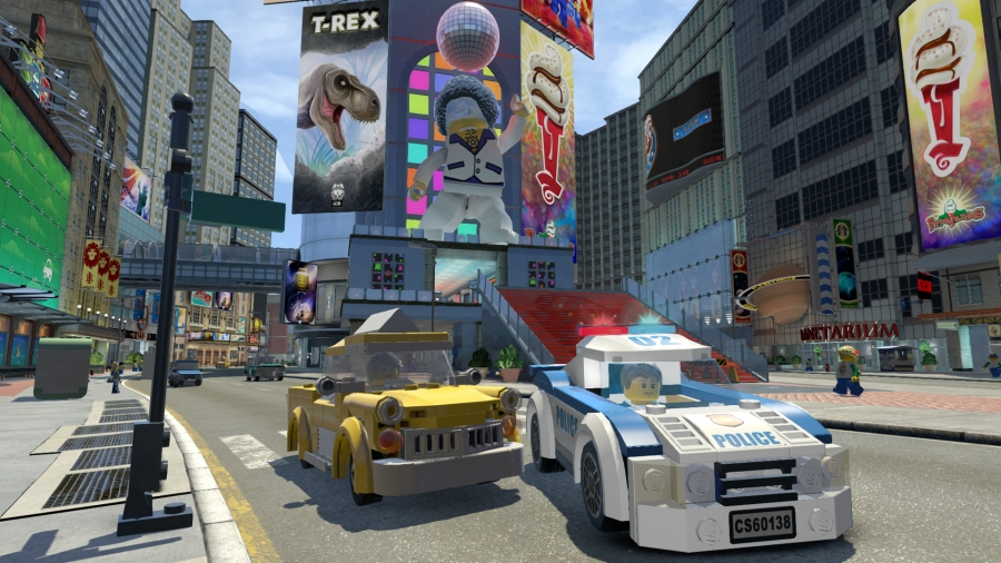 LEGO: City Undercover (2017) PC - Скриншот 1