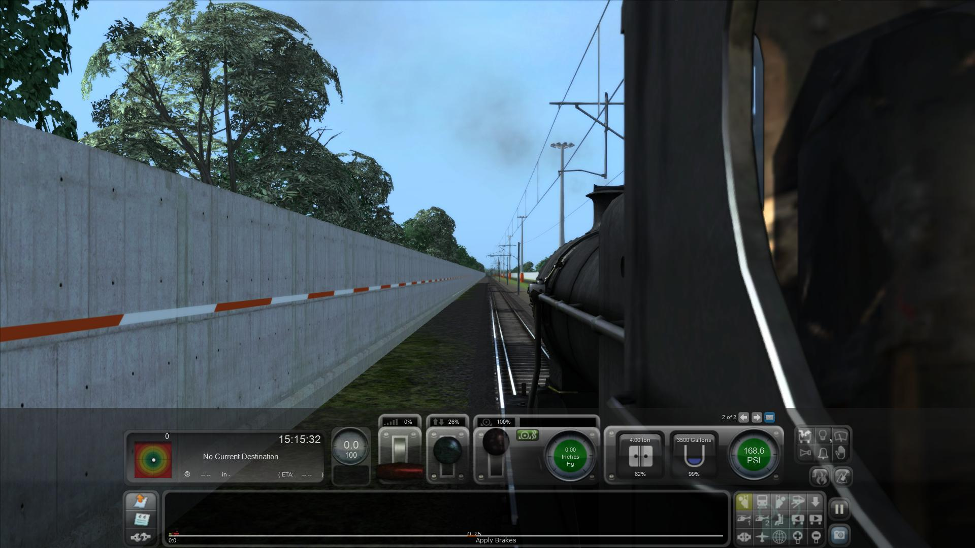 Второй скриншот Train Simulator 2015 Steam Edition v49.4a (Лицензия)