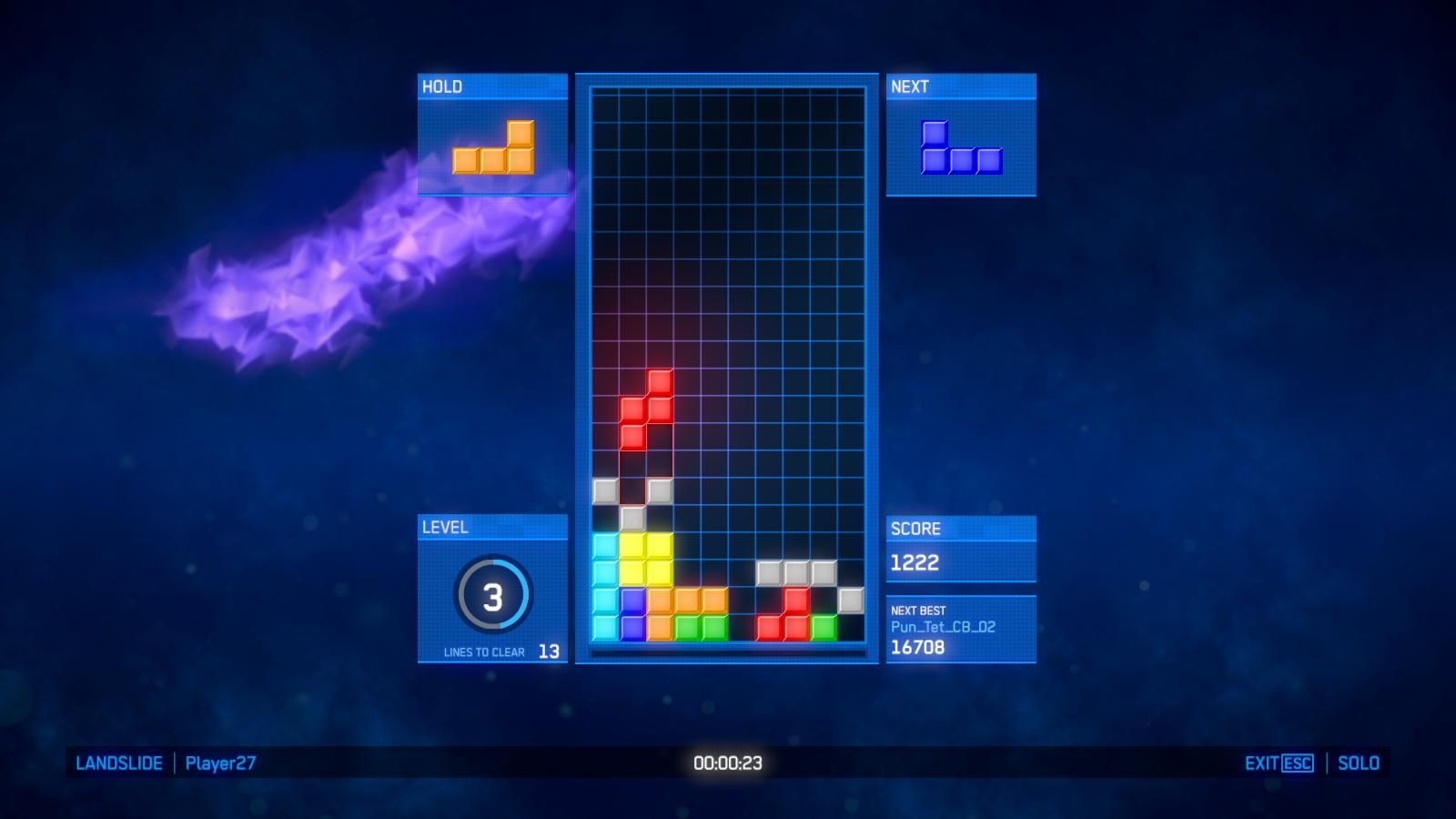 Tetris Ultimate (2015) PC | RePack - Скриншот 2