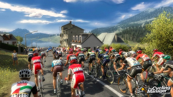 Pro Cycling Manager: Season 2017 (2016) PC | Repack by FitGirl - Скриншот 3