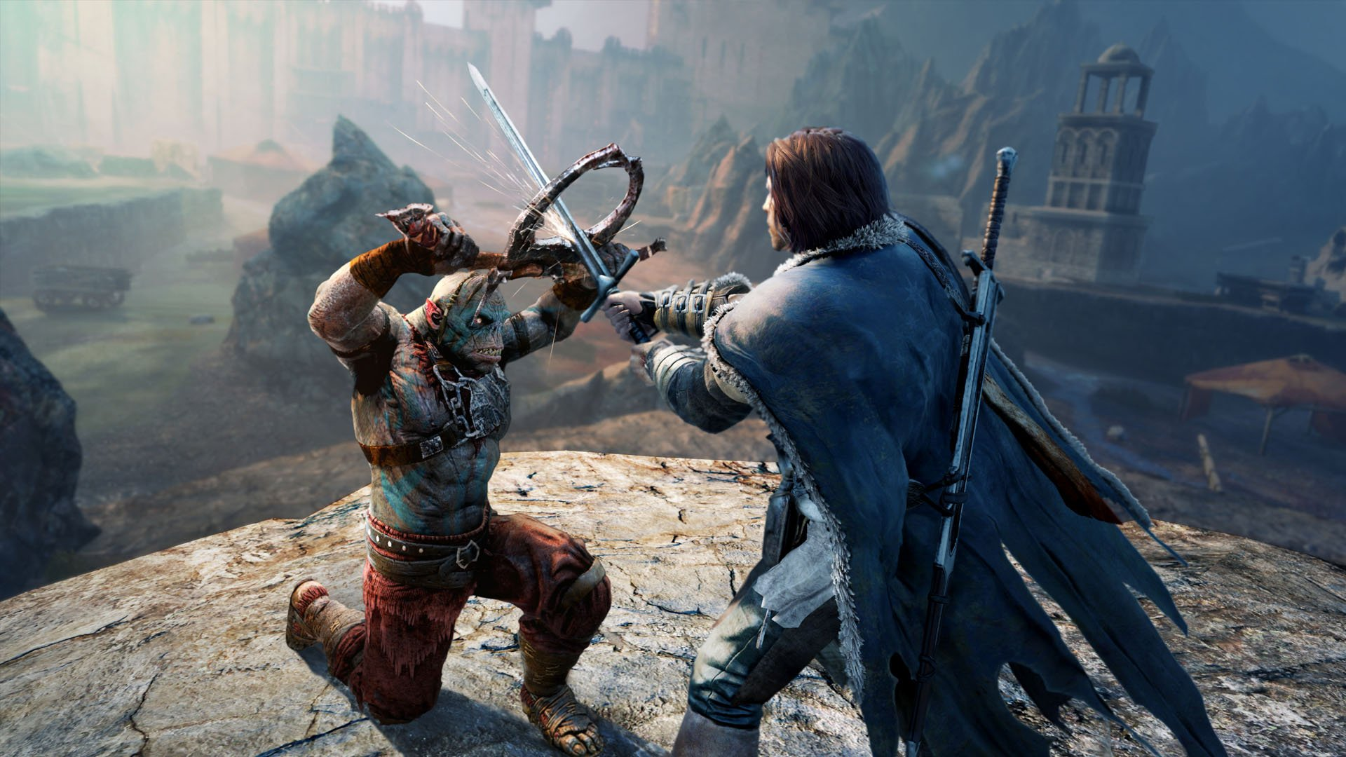 Middle-Earth: Shadow of Mordor - Game of the Year Edition [Update 8] (2014) PC | Steam-Rip от R.G. Steamgames - Скриншот 3