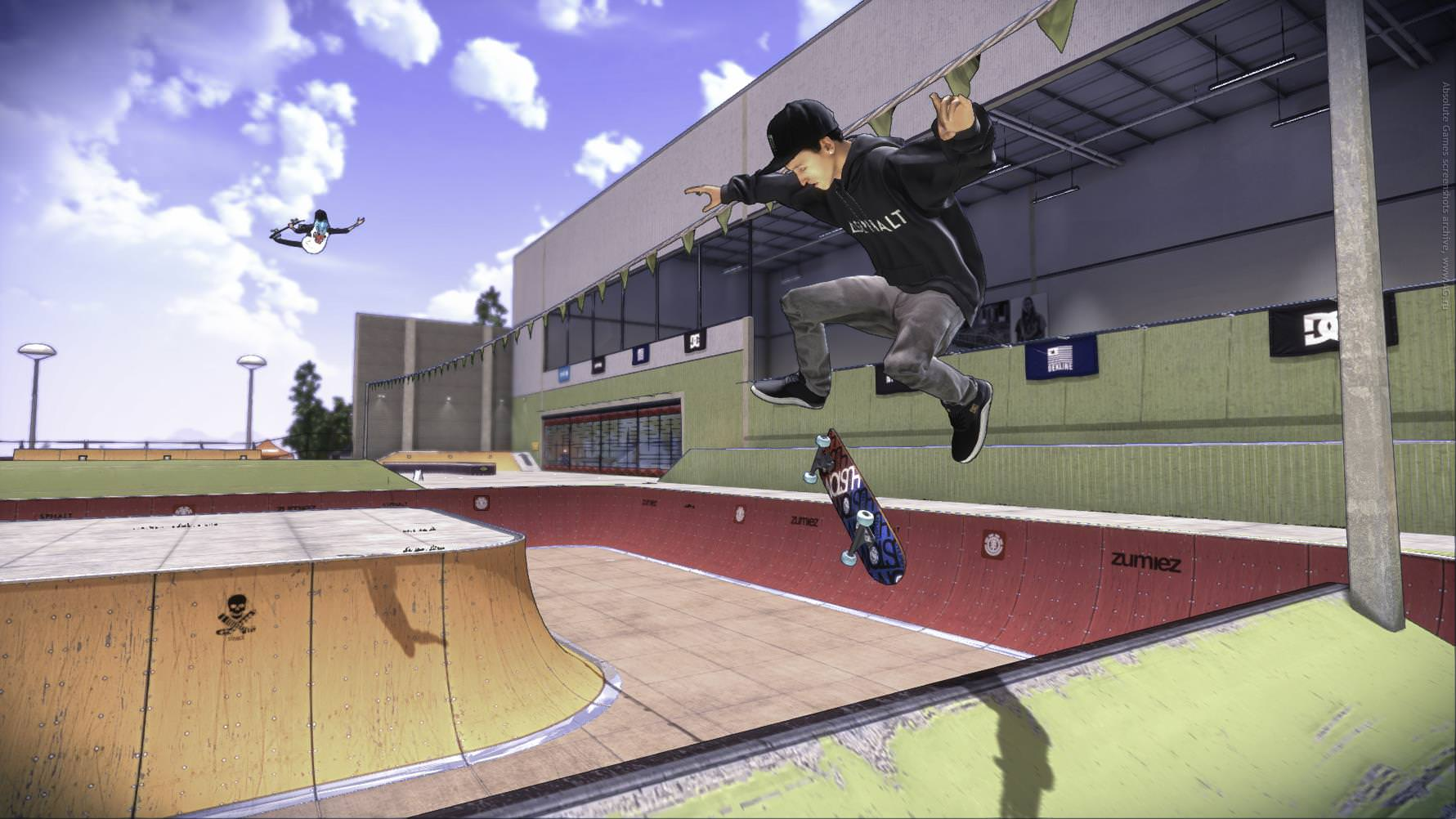 Tony Hawk's Pro Skater 5 (2016) PS 3 | Eng - Скриншот 2
