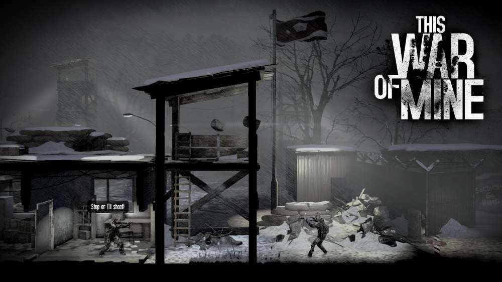 This War of Mine [v 2.2.0] (2014) PC | RePack - Скриншот 1