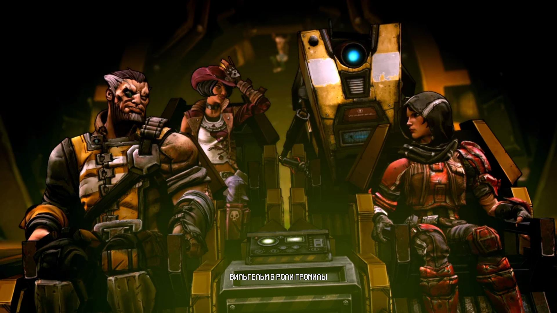 Borderlands: The Pre-Sequel [v 1.0.7 + 6 DLC] (2014) PC | RePack by Mizantrop1337 - Скриншот 2
