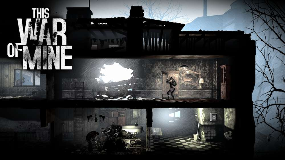 This War of Mine [v 2.2.0] (2014) PC | RePack - Скриншот 2