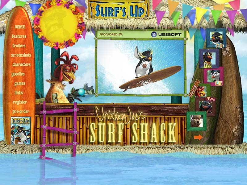 Лови волну! / Surf's Up! (2007) PC | RePack от Sash HD