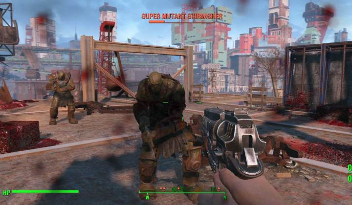 Fallout 4 [v 1.2.37] (2015) PC | RePack by SeregA-Lus - Скриншот 1