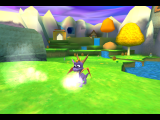Spyro: Year of the Dragon (2000) PC