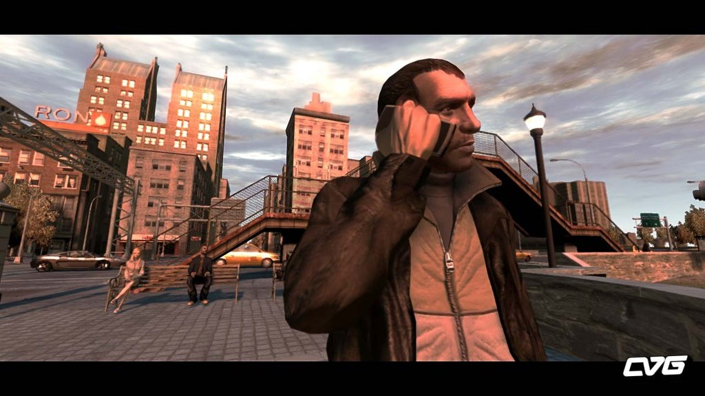 Скриншот к GTA IV (Multi-8|2008) PC