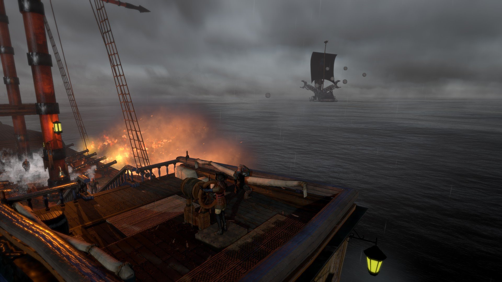 Man O' War: Corsair (2016) PC | BETA - Скриншот 2
