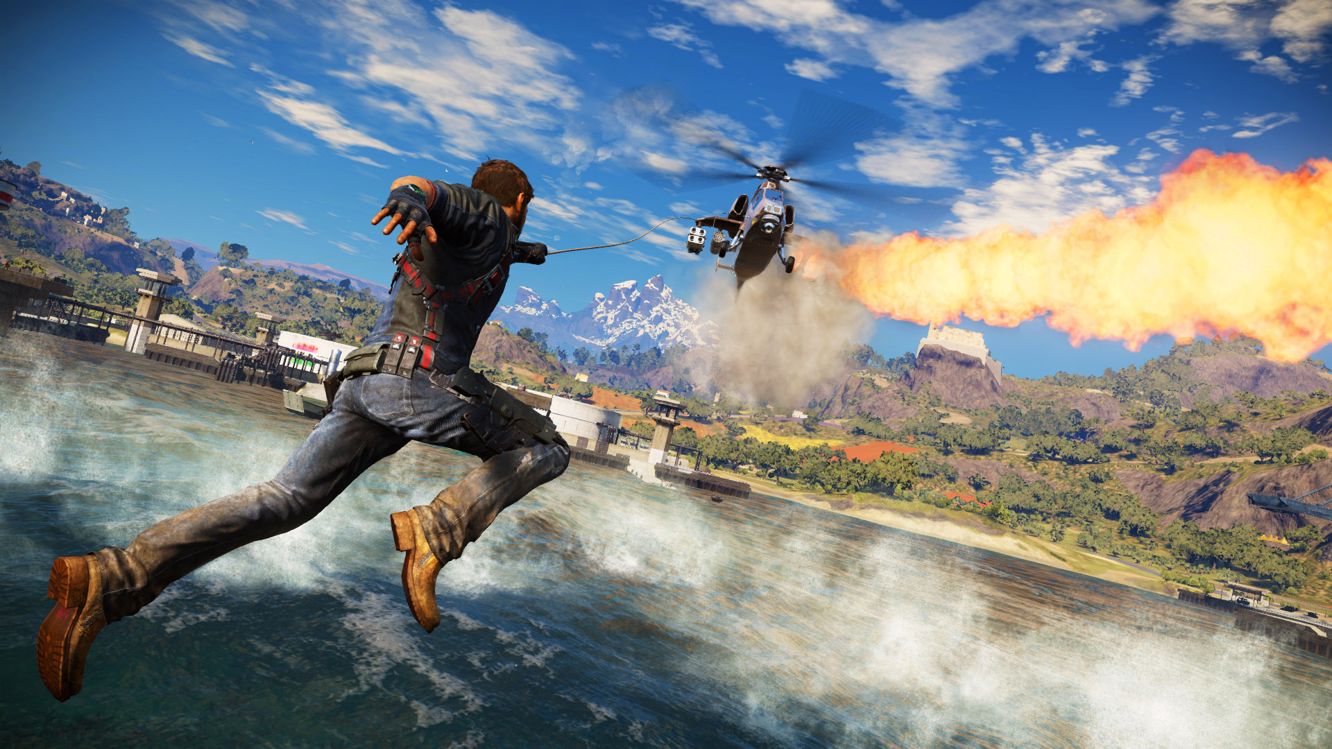 Just Cause 3: XL Edition [v.1.05 + DLCs] (2015) PC | Repack by SEYTER - Скриншот 3
