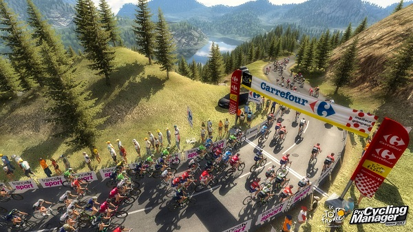 Pro Cycling Manager: Season 2017 (2016) PC | Repack by FitGirl - Скриншот 1