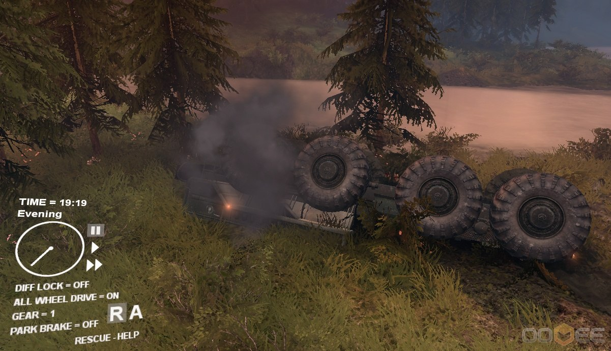 Третий скриншот Spintires Build 13.04.2015 v1 Hotfix (RePack)