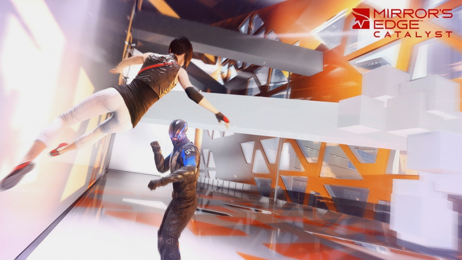 Mirrors Edge: Catalyst (2016) PC | CPY - Скриншот 3