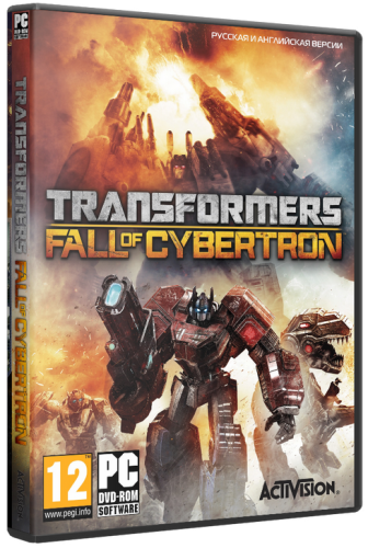 Transformers: Fall Of Cybertron (2012) PC | Repack от R.G. World Games