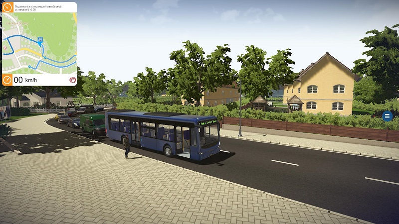 Bus Simulator 16 (2016) PC - Скриншот 3
