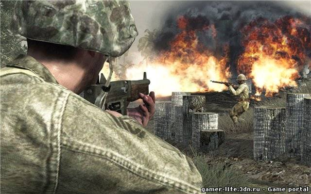 Call of Duty: World at War (2008) PC | RePack - Скриншот 2