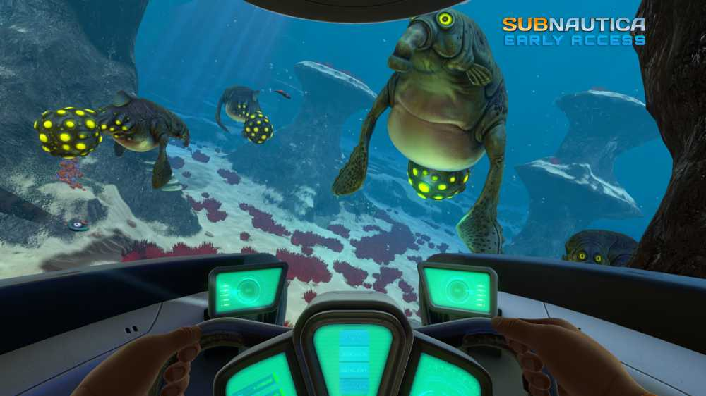 Subnautica (2018) PC | RePack by R.G. Механики - Скриншот 2