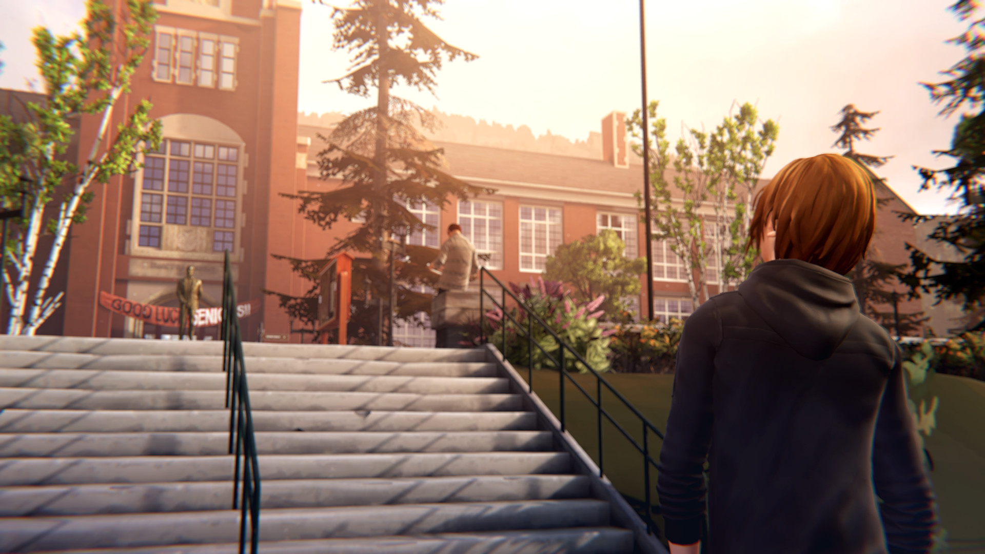 Life is Strange: Before the Storm. Episode 1-2 (2017) PC   RePack by R.G. Catalyst - Скриншот 2