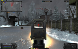 S.T.A.L.K.E.R.: Тень Чернобыля - Nature Winter [v2.3] Black Edition (2012) PC | Mod