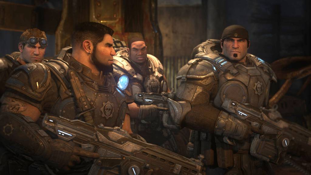 Gears of War: Ultimate Edition (2016) PC - Скриншот 1