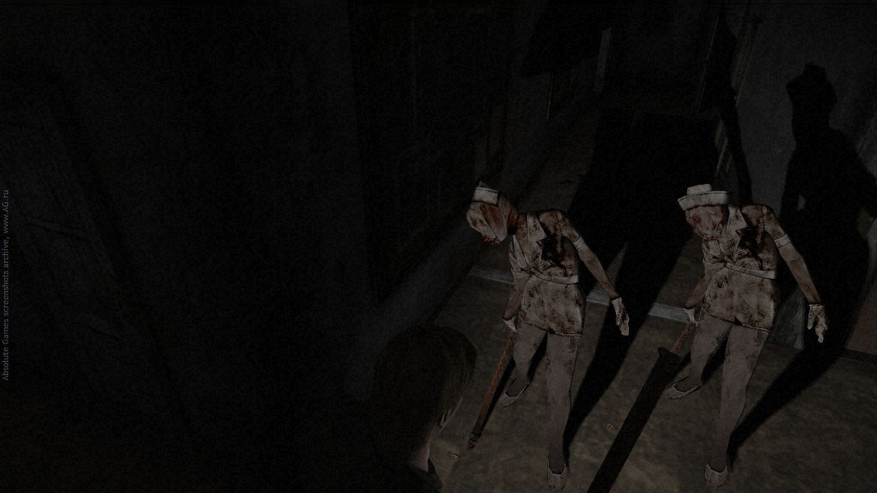 Silent Hill HD Collection (2012) XBOX360 - Скриншот 3