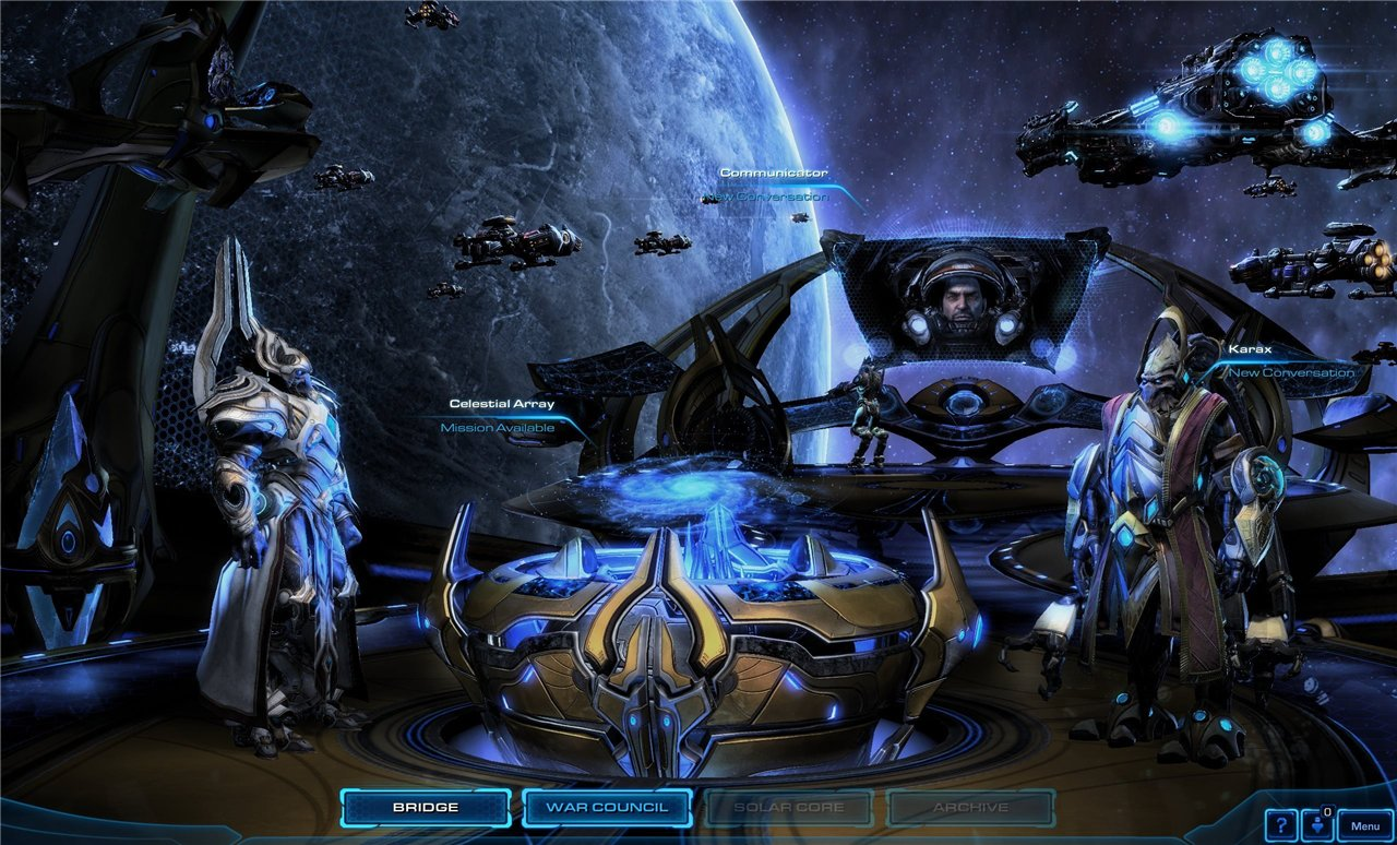 StarCraft 2: Legacy of the Void (2015) PC | Лицензия - Скриншот 2