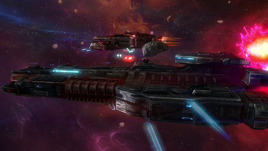 Rebel Galaxy [v1.08] (2015) PC | Repack - Скриншот 3