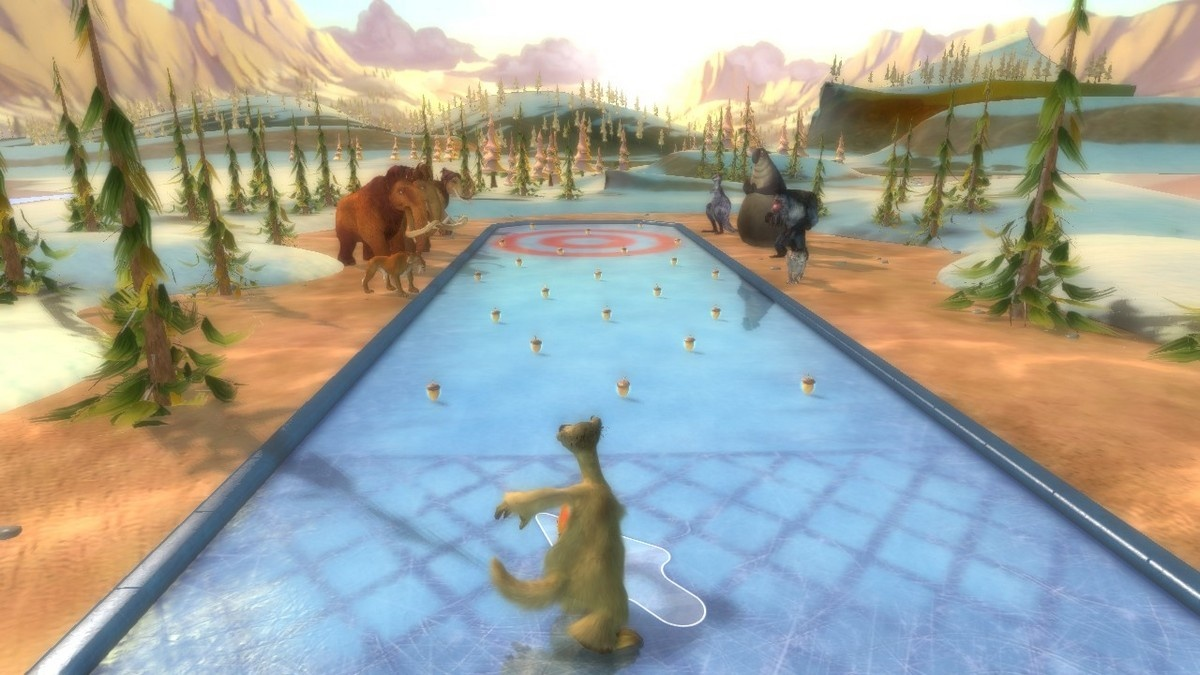 Ice Age: Continental Drift - Arctic Games (Activision Publishing)(2012) RePack