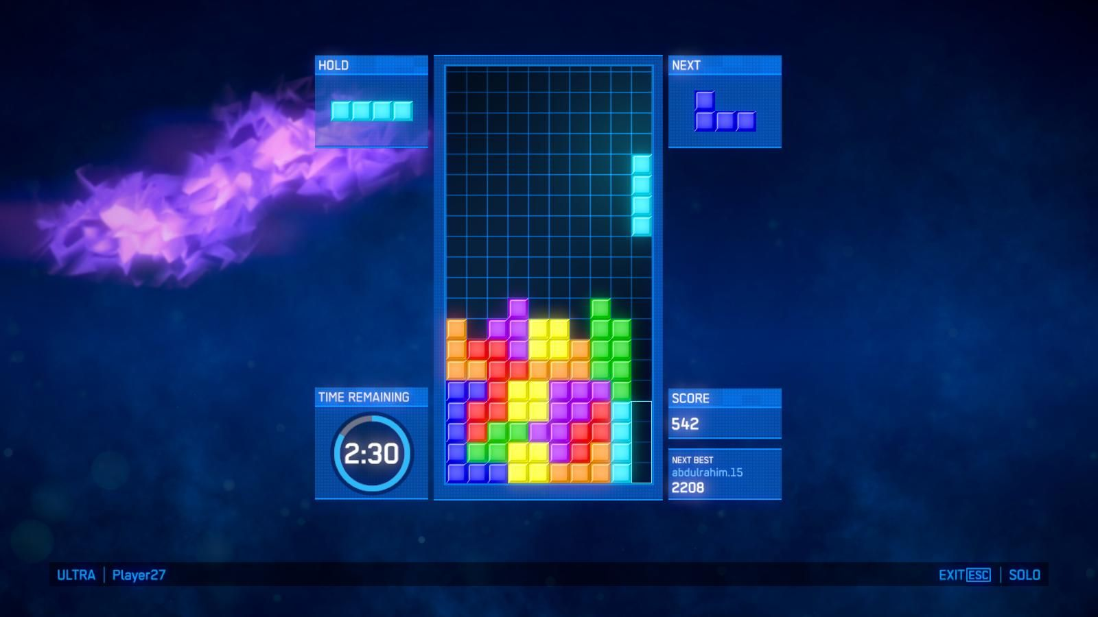 Tetris Ultimate (2015) PC | RePack - Скриншот 3