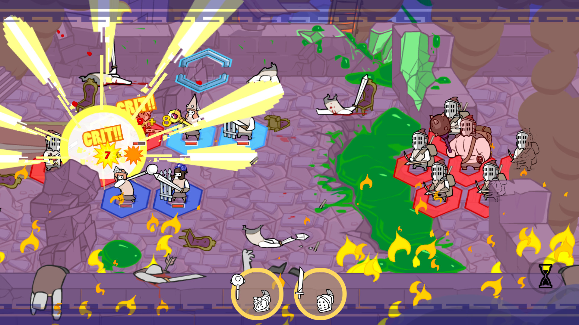 Pit People [Update 3B | Early Access] (2017) PC | RePack by qoob - Скриншот 1