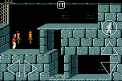 Prince of Persia® Retro [1.0.2, iOS 3.1.3, ENG] - Скриншот 2