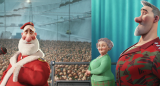 Секретная служба Санта-Клауса / Arthur Christmas (2011) BDRip 720p | Лицензия