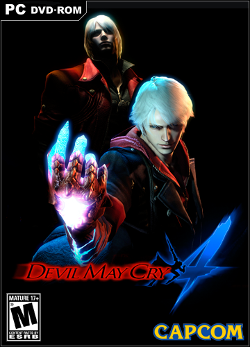Devil May Cry 4 (2008) PC | RePack от R.G. Catalyst