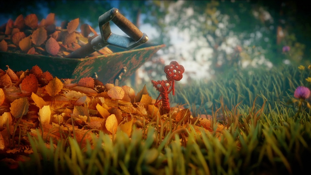Unravel (2016) PC | Repack от xatab - Скриншот 1