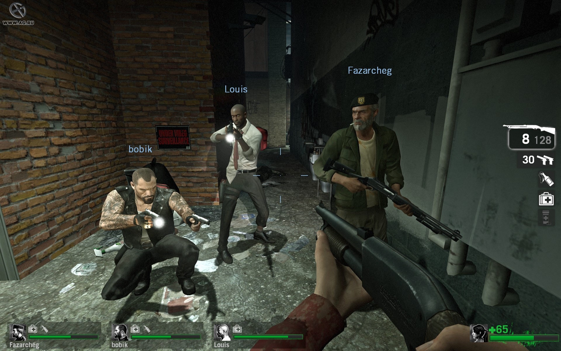 Left 4 Dead [v1.0.3.0] (2008) PC | RePack - Скриншот 3