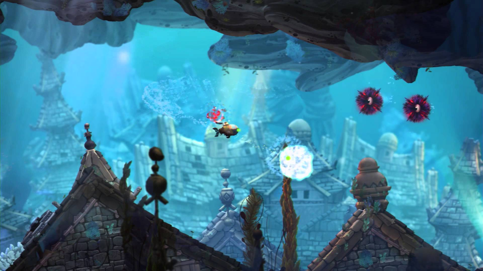 Song of the Deep [Update 3] (2016) PC | Steam-Rip от Let'sРlay - Скриншот 1