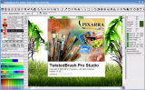 TwistedBrush Pro Studio 19.06 (2012) PC | Portable