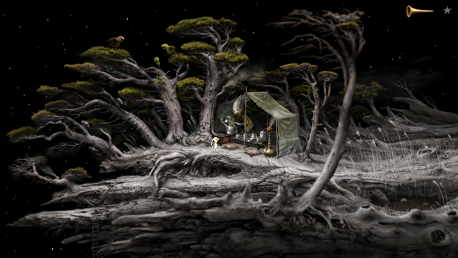 Samorost 3: Cosmic Edition (2016) PC | RePack - Скриншот 2